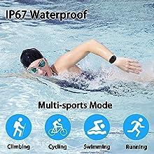 Waterproof&Multi-sports Mode