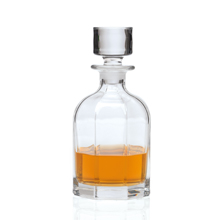 Round decanter, chic decanter, whiskey decanter, chic luxion decanter