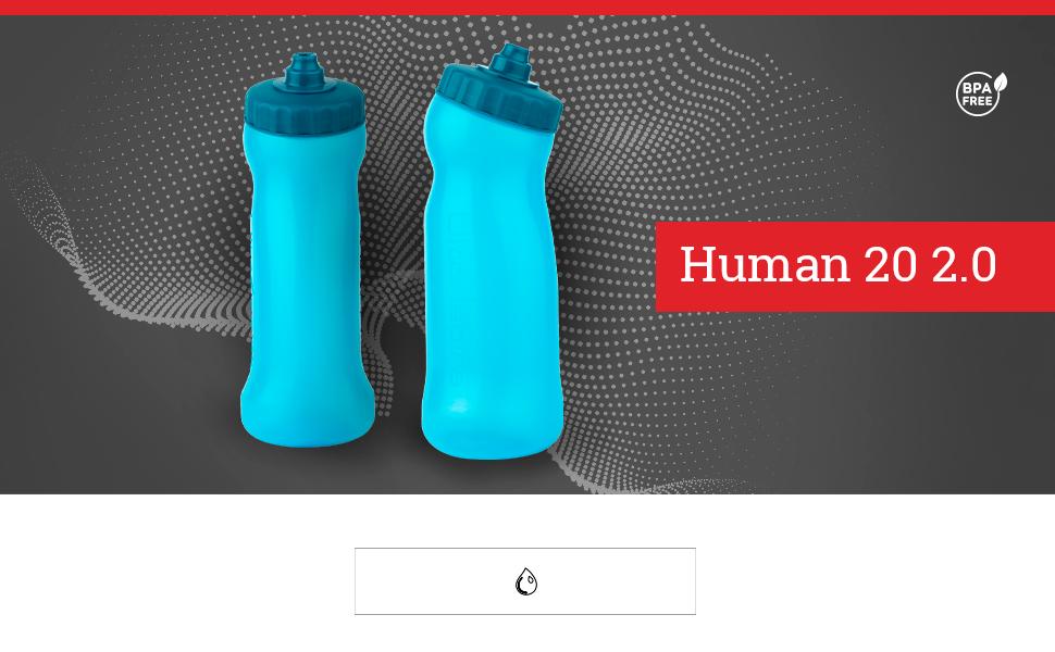 bottle human 20 2.0
