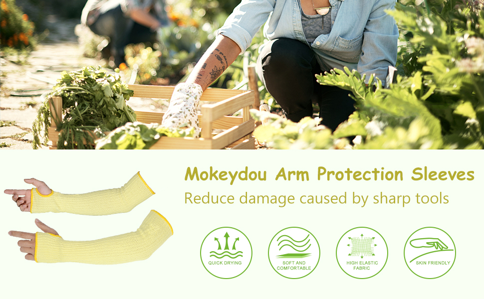 mokeydou arm protection sleeves