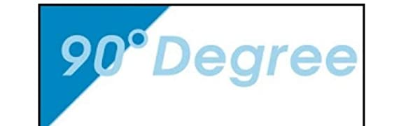 90 Degree Logo