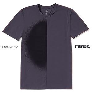 Neat sweatproof t-shirt