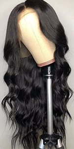 Body Wave Lace Frontal Wigs