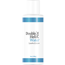 Double Helix Water Sports Lotion.