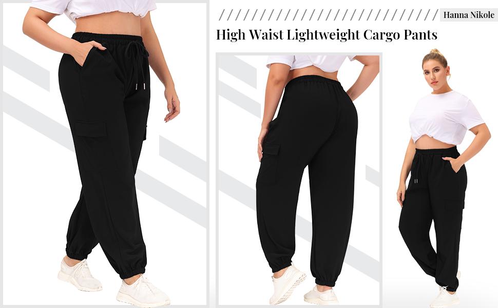 cargo pants for women plus size