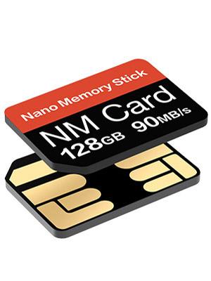 Yaomaisi Nm Karte 128gb 90mb S Nano Speicherkarte Nano Computer Zubehör