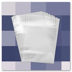 golden state art clear sleeve bag bundle acid free cellophane size for print card art