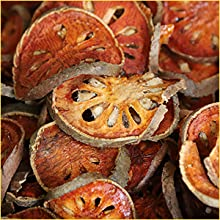 Bilva (Aegle marmelos) Balances all 3 doshas, relieves ulcers and inflammation