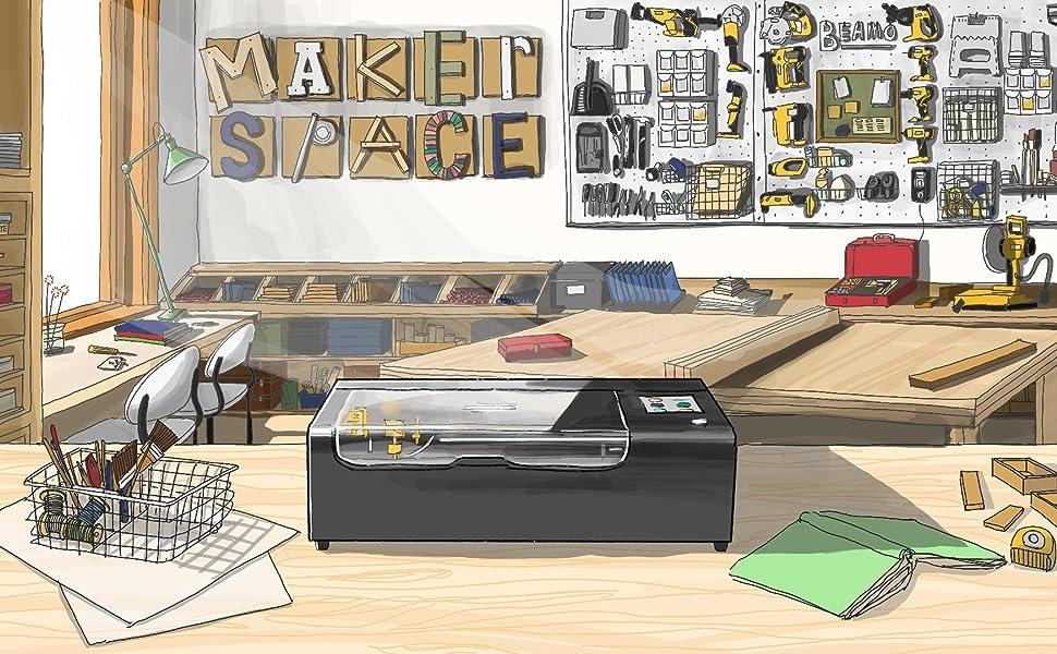 beamo maker space