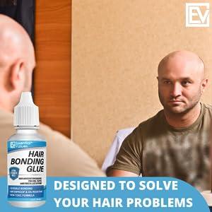 hair adhesive