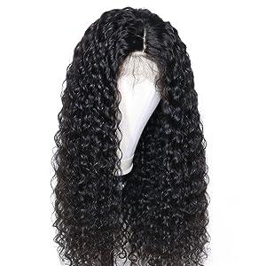 left wigs human hair