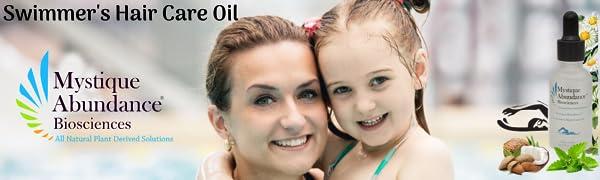 Swimmer's Hair Care
