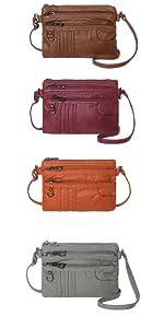 small crossbody purse wallet
