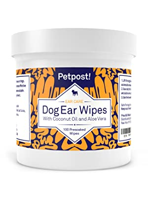 dog ear mite wipes treatment for dogs with ear infections