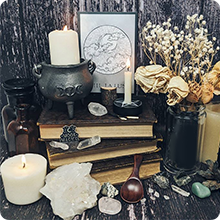 witchcraft supplies wicca supplies altar supplies hoodoo herb and root magic witch altar witch herbs