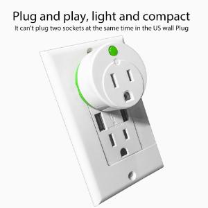 z-wave plus power plug