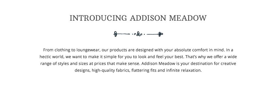 Addison Meadow history