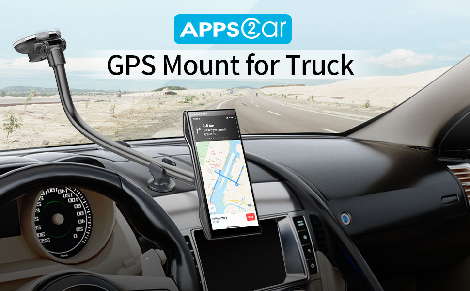 GPS Mount for Truck