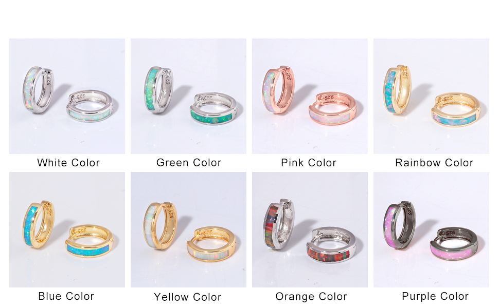 gold small hoop earrings for women girls