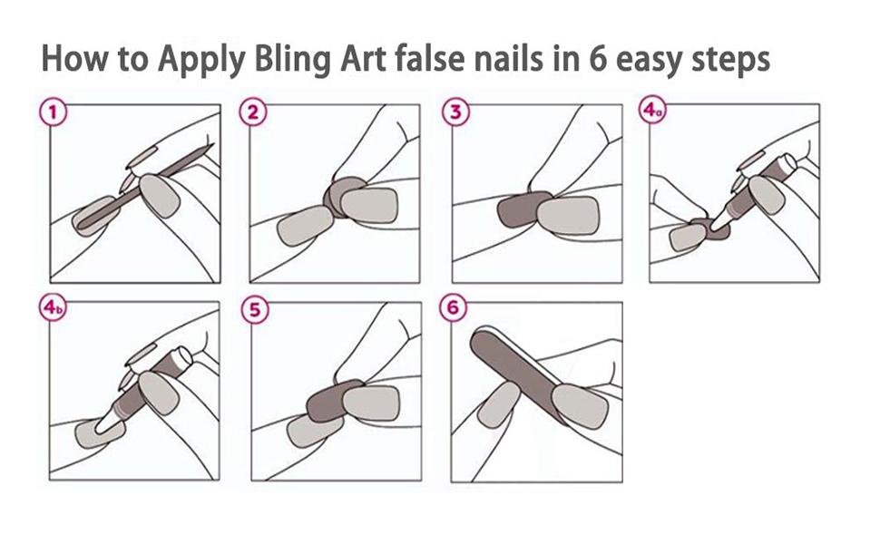 Nail Application Guide