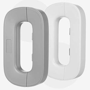 HEOATH Home Refrigerator Fridge Freezer Door