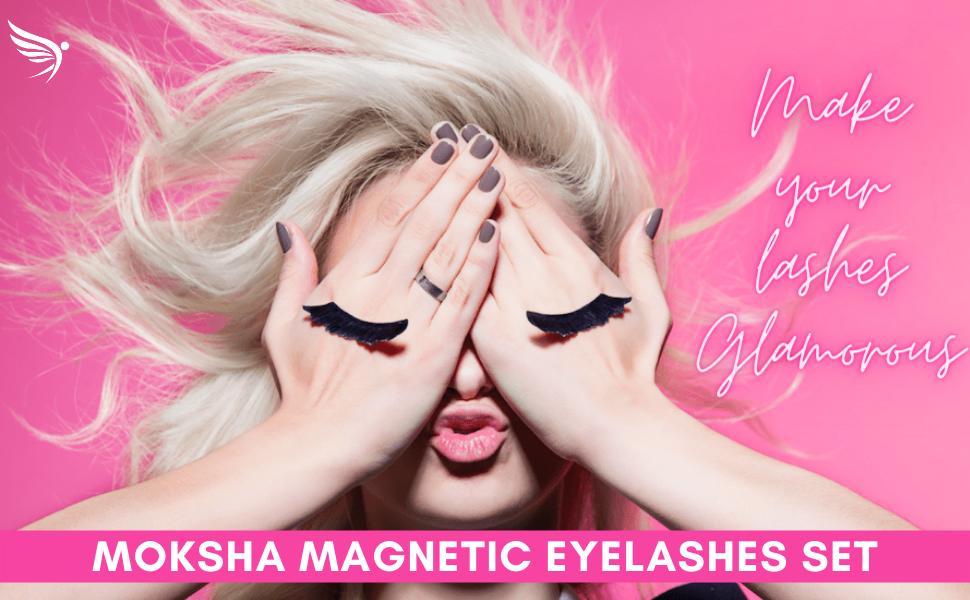 magnetic eyelashes false eyelashes party lashes makeup eye lash plastic eyelash silk eyelashes