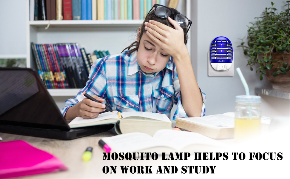 Helps To Focus On Work And Study