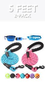 5_feet_dog_leash_2_pack