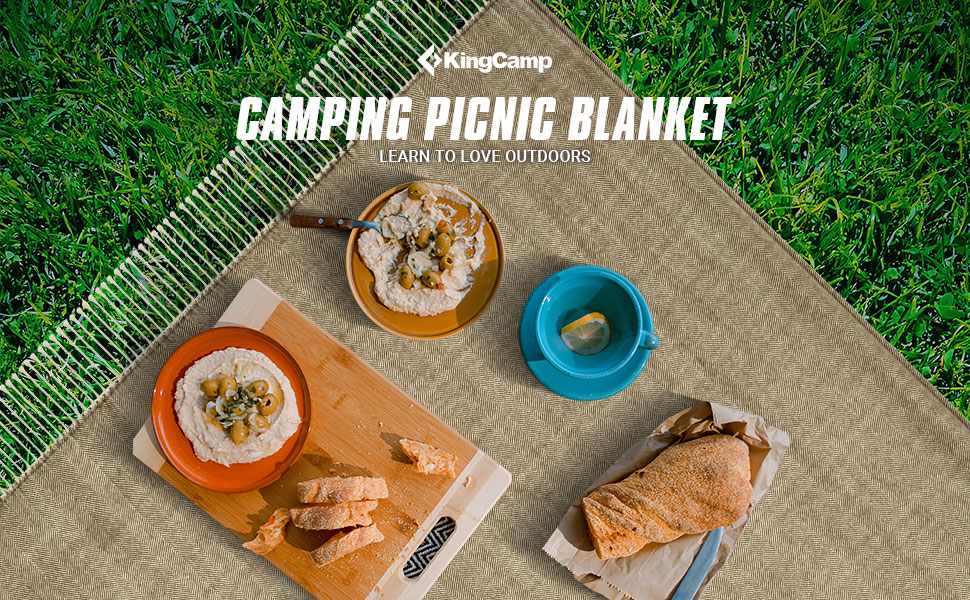 KingCamp Picnic Blanket