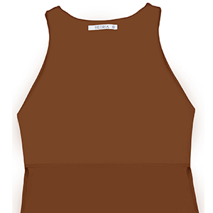 women sleeveless bodysuit