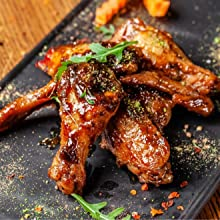 pure natural raw honey marinade chicken glaze sauce natural gourmet food gift basket women men gifts