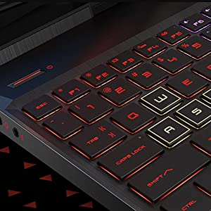 4 Zone RGB Gaming Keyboard