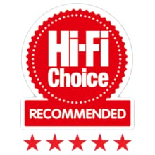 hifi choice recommended 5 stars