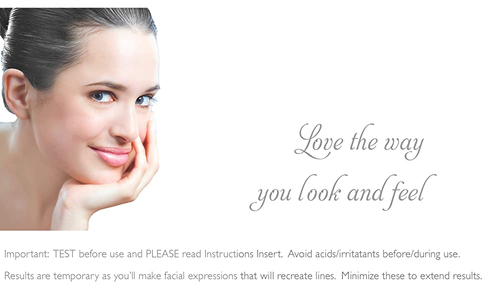 wrinkle remover, wrinkle patches, anti-wrinkle patches, anti-wrinkle strips, Botox alternative