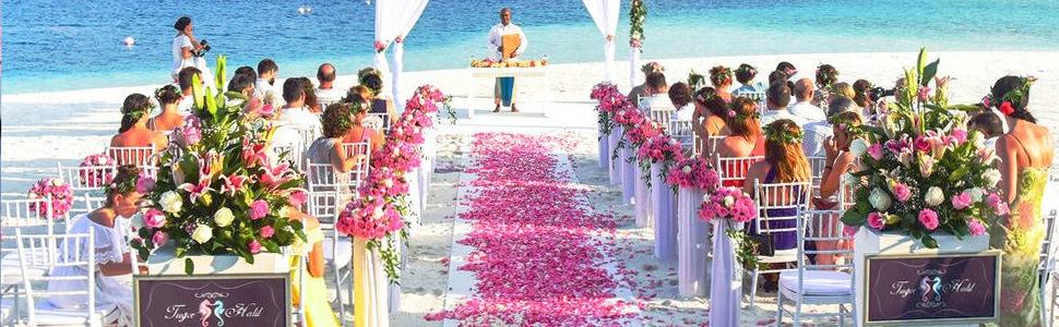 Adatto per la decorazione di nozze