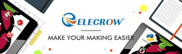 elecrow raspberry pi monitor