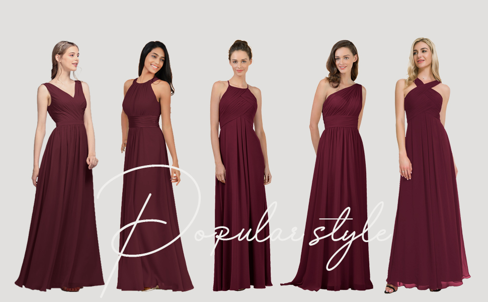 alicepub burgundy dresses