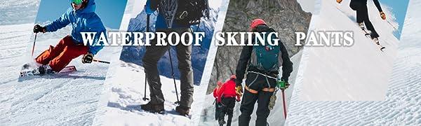 jessie kidden mens hiking pants kuiu backpacking nylon climbing mens snow pants cold bicycle pants
