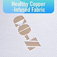 Healthy Copper-Infused Fabric