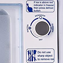 Croma Refrigerator