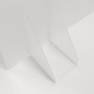 KMINA - Mamparas para Oficinas (Pack x10 uds.), Mampara Protectora Mesa Oficina, Mampara Oficina Plástico, Separador Oficina o Divisor Mesa Escritorio de 70 cm de Largo y 50 cm de Alto: Amazon.es: Hogar