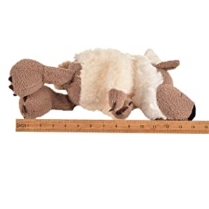 BOHS Plush Wolf in Sheep/'s Clothing Toy Stuffed Animals Toys,13.7 Inch Wolf in