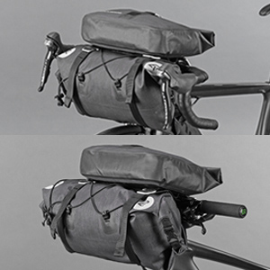 mountain road bike frame bag