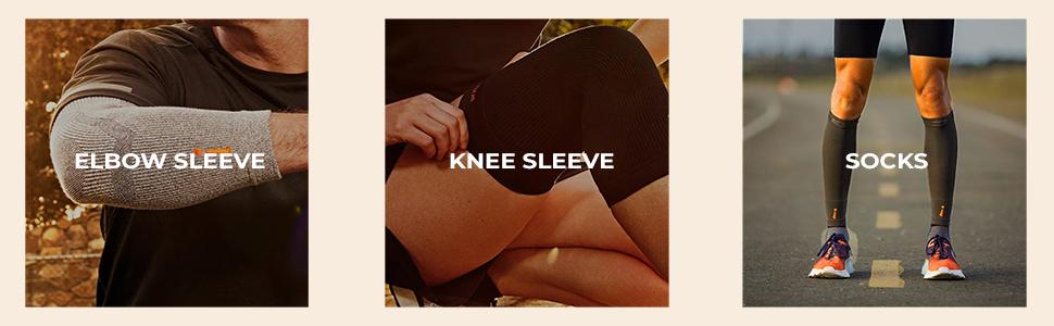Incrediwear Products Socks ElbowSleeve LegSleeve