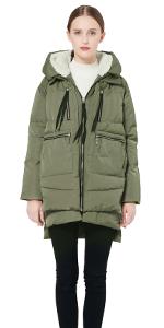 Women's Thickened Down Jacket