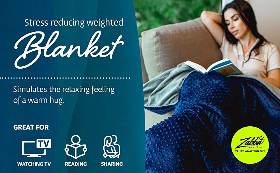 Quility Weighted Blankets for Adults