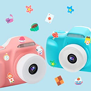 camera gifts for kids