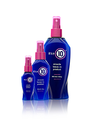 it's a 10 Miracle Leave-In product 4 oz
