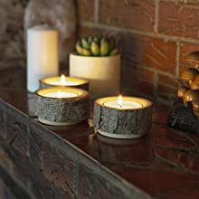 Tea candle holder Rustic candle holders Rustic unity candle holder Wood candle holders Unfinished