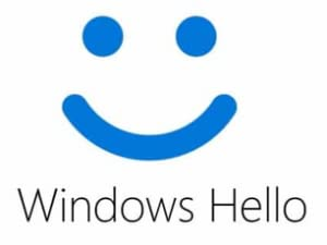 windows hello support